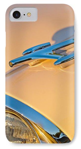 1957 Oldsmobile Hood Ornament 6 Phone Case by Jill Reger