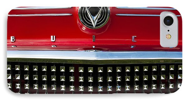 1958 Buick Special Car Phone Case by Tim Gainey