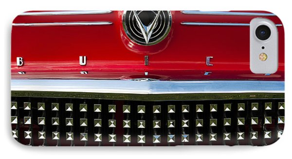 1958 Buick Special Car IPhone Case by Tim Gainey