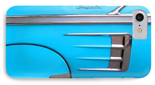1958 Chevrolet Impala Phone Case by Sven Migot