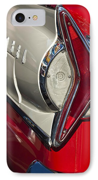 1958 Edsel Wagon Tail Light IPhone Case