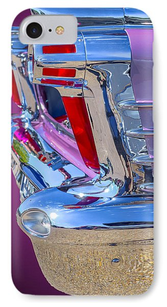 1958 Oldsmobile 98 IPhone Case by Brian Stevens