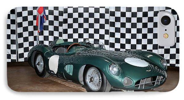 1959 Aston Martin Dbr1 IPhone Case
