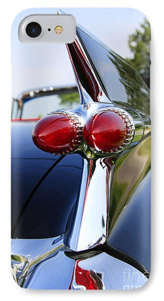1959 Cadillac IPhone Case by Dennis Hedberg