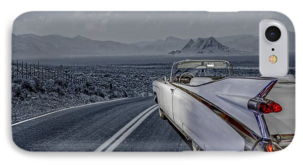1959 Cadillac Eldorado Cool Night IPhone Case