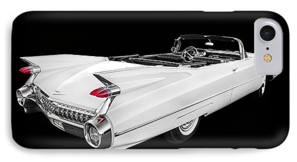 1959 Cadillac IPhone Case by Robert Jensen