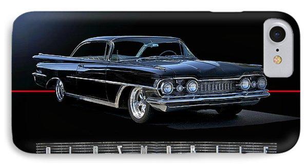 1959 Oldsmobile Custom I Phone Case by Dave Koontz