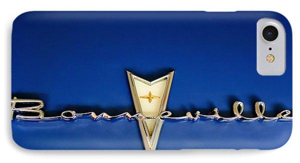 1959 Pontiac Bonneville Emblem IPhone Case
