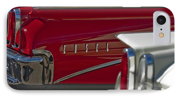 1960 Edsel Taillight Phone Case by Jill Reger