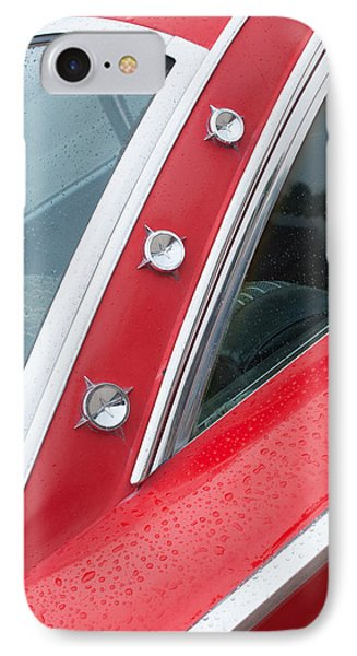1960 Ford Galaxie Starliner Phone Case by Jill Reger
