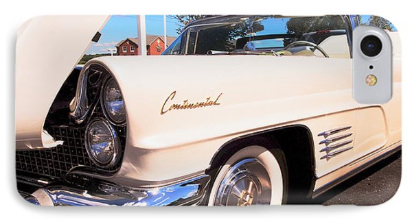1960 Lincoln Continental Convertible IPhone Case