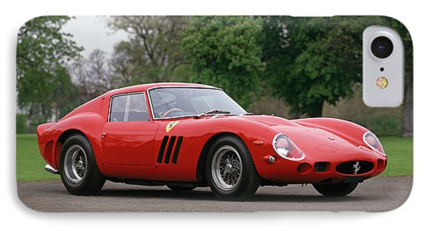 1962 Ferrari 250 Gto Scaglietti IPhone Case by Panoramic Images