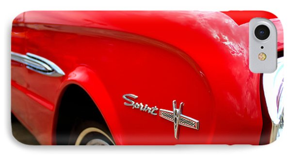 1963 Ford Falcon Sprint Phone Case by Brian Harig