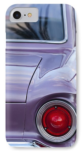 1963 Ford Falcon Tail Light Phone Case by Jill Reger