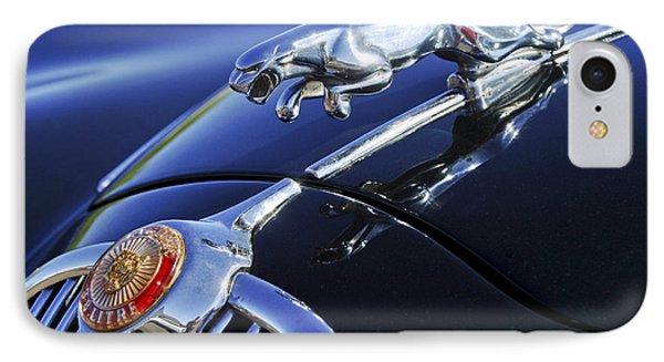 1964 Jaguar Mk2 Saloon Phone Case by Jill Reger