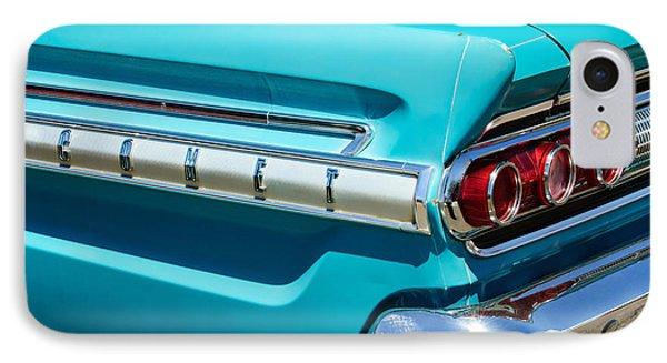 1964 Mercury Comet Taillight Emblem IPhone Case