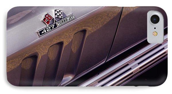 1966 Chevrolet Corvette Stingray IPhone Case by Gordon Dean II