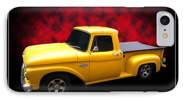 IPhone Case featuring the photograph 1966 Pickup by Keith Hawley