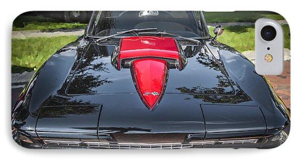1967 Chevrolet Corvette 427 435 Hp IPhone Case