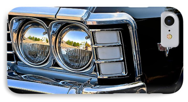 1967 Chevy Impala Front Detail IPhone Case