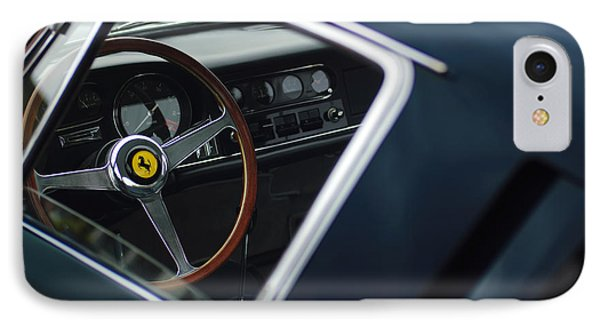 1967 Ferrari 275 Gtb-4 Berlinetta IPhone Case by Jill Reger
