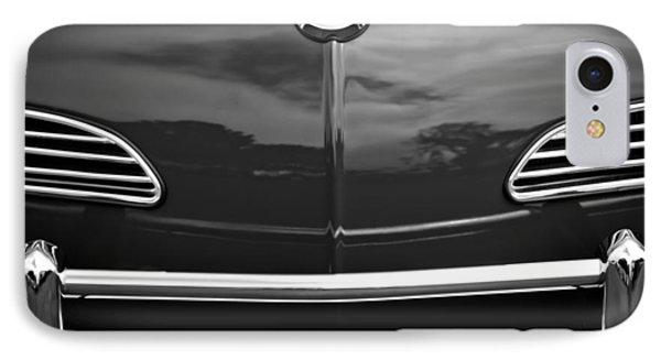 1968 Volkswagen Karmann Ghia Convertible IPhone Case by Jill Reger