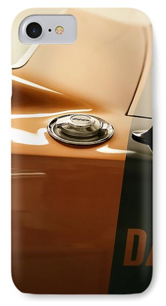 1969 Dodge Charger Daytona - Fuel Day IPhone Case