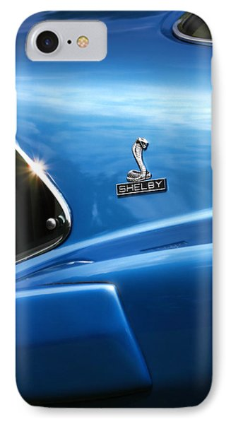 1969 Ford Mustang Gt500 Shelby Fastback IPhone Case by Gordon Dean II