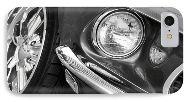 1969 Ford Mustang Mach 1 Front End Phone Case by Jill Reger