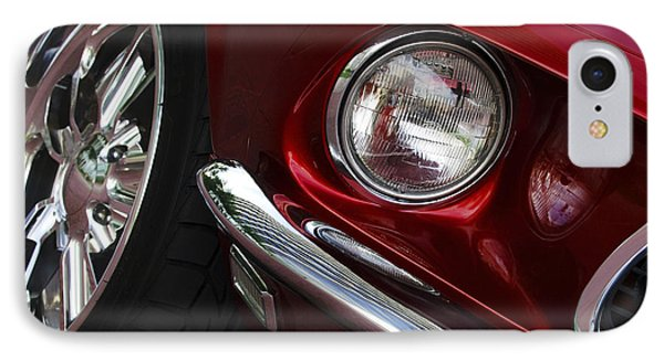 1969 Ford Mustang Mach 1 Front IPhone Case