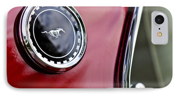 1969 Ford Mustang Mach 1 Phone Case by Jill Reger