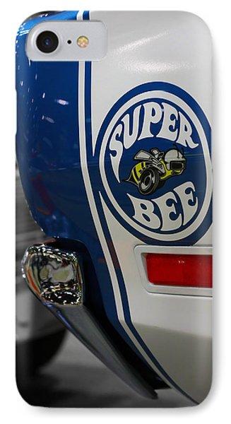 1970 Dodge Coronet Super Bee IPhone Case by Gordon Dean II