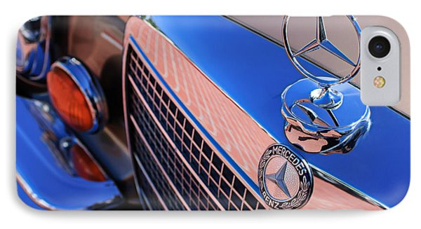 1971 Mercedes-benz 280se 3.5 Cabriolet  IPhone Case