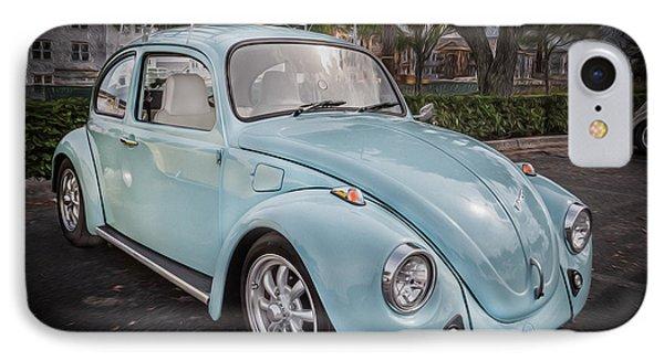 1974 Volkswagen Beetle Vw Bug IPhone Case