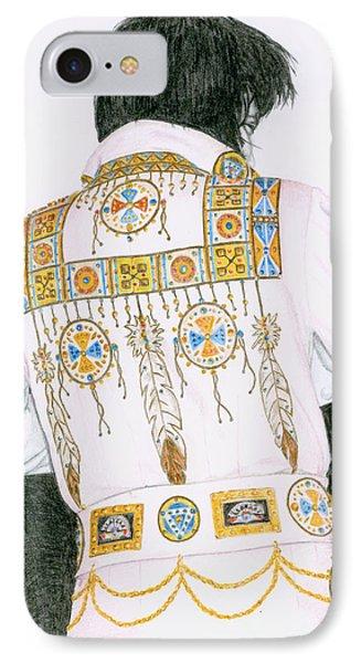 1975 Indian Chief Suit Phone Case by Rob De Vries