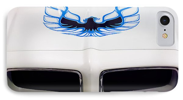 1975 Pontiac Trans Am Firebird Hood Painting IPhone Case