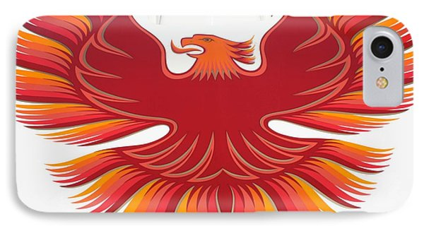 1979 Pontiac Firebird Emblem IPhone Case by John Telfer