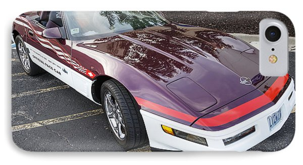 1995 Corvette Pace Car2 IPhone Case