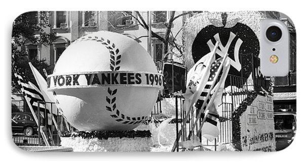 1996 Yankees Float Phone Case by John Rizzuto