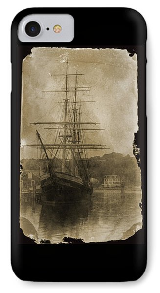 19th Century Schooner IPhone Case