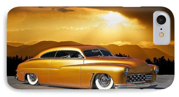1950 Custom Mercury IPhone Case