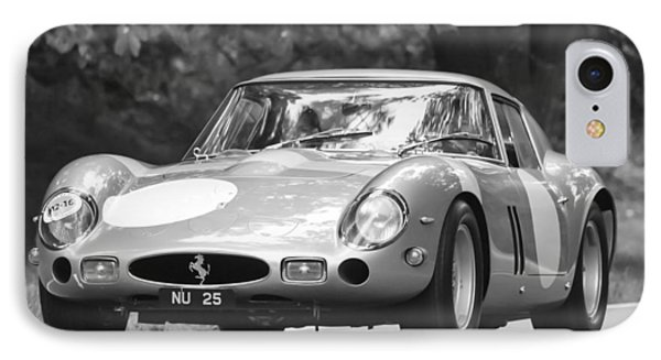 1963 Ferrari 250 Gto Scaglietti Berlinetta IPhone Case by Jill Reger