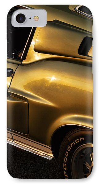 1968 Ford Mustang Shelby Gt 350 Phone Case by Gordon Dean II