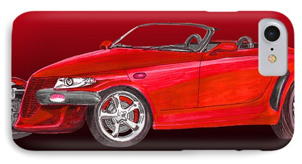 2002 Plymouth Prowler Phone Case by Jack Pumphrey