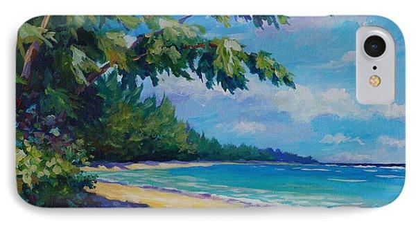 7 Mile Beach IPhone Case by John Clark
