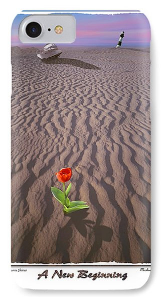 A New Beginning IPhone Case by Mike McGlothlen