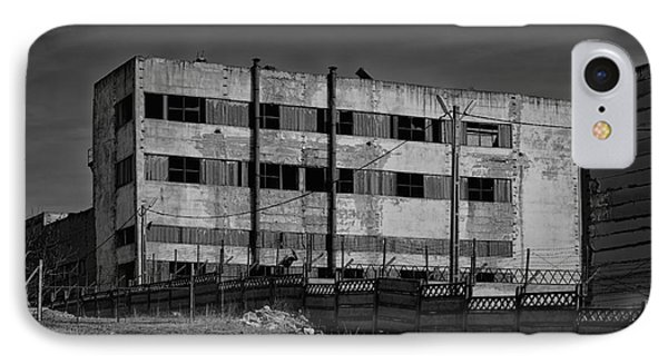 Abandoned Factory At Vadu Phone Case by Gabriela Insuratelu