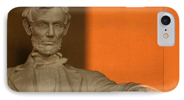 Abe In The Morning IPhone Case by Cora Wandel