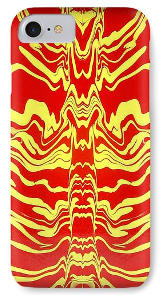 Abstract 48 Phone Case by J D Owen