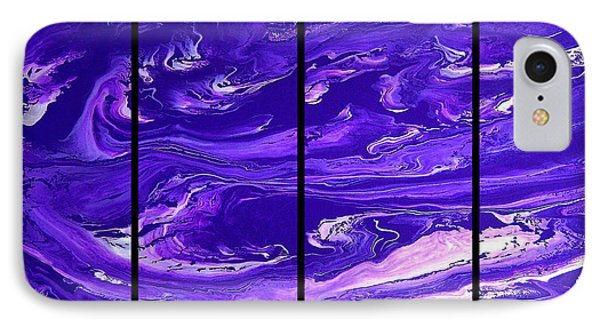 Abstract 60 Phone Case by J D Owen